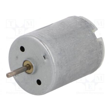 Motor DC 12VCC 6900 rpm 45mm. Mod. KS280-12280