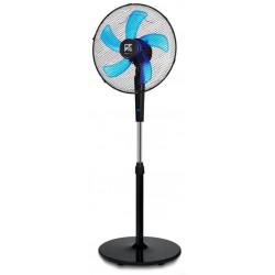 Ventilador de pie 40cm 40W DI4. Mod. ARIA Silence Lungo 40