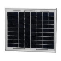 Módulo solar 12V 10W policristalino 290x330x25mm. Mod. MWG-10