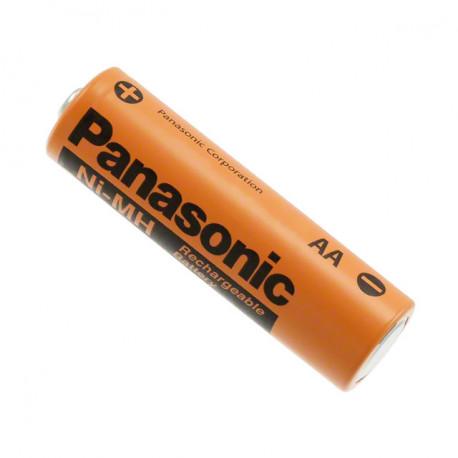 Batería recargable AA NI-MH 1.2V 2000 mAh Panasonic. Mod. HHR-210AAB