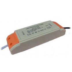 Driver LED 40W panel salida 60-67VDC 600mA. Mod. BJ11CO