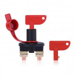 Interruptor desconectador de batería 24V 400A max. Mod. 2414831