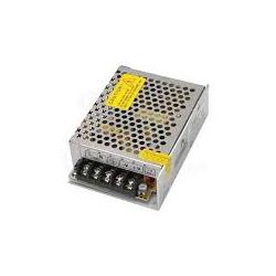 Fuente de alimentación 110-230VAC. Salida 12V 2A (25W). Mod. 4100/25