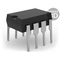 Circuito integrado PMIC CA/CC switcher,controlador SMPS 90-110kHz DIP8 700V. Mod. TOP223PN