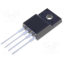 Circuito integrado PMIC CA/CC switcher 2,4A Canales: 1 TO220F-4 9÷30V. Mod. 5M0365R