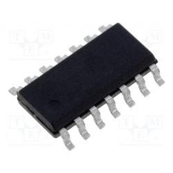 Circuito integrado amplificador operativo 1,2MHz 3÷32V Canales: 4 SO14. Mod. LM324DG