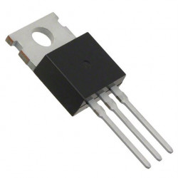 Transistor N-MOSFET 600V 3A 35W TO220. Mod. STP5NB60FP