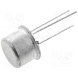 Transistor PNP 60V 600mA 0,6/3W TO39. Mod. 2N2905
