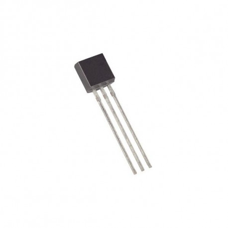 Transistor (PUT) 150 mA 40 V 300 mW. Mod. 2N6027