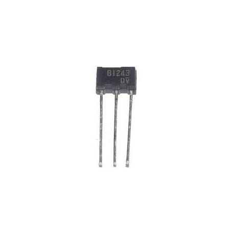 Transistor N-MOSFET 250V 0,1A 0,36W SOT23. Mod. BSS139