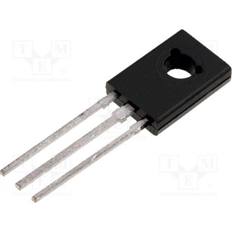 Transistor NPN 40V 3A 10W TO126. Mod. 2SD882