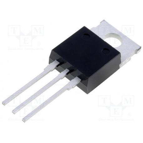 Transistor PNP bipolar 100V 6A 65W TO220AB. Mod. BD244