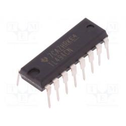 Circuito integrado controlador PWM Utrabajo: 7÷40V Usal: 40V. Mod. TL494