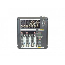 Mesa de mezclas 2 canales USB/MIC/LINEA  AMS. Mod. AME 202 USB