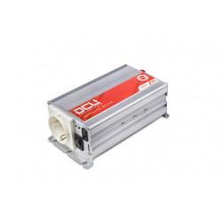 Inversor Onda Modificada Gama Premium 24v 600W DCU. Mod. 374024600M