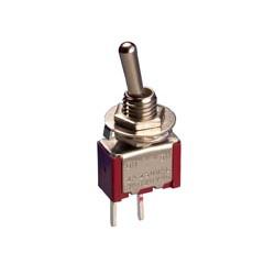 Interruptor unipolar 3A./250V. C/IMP. Mod. 0991