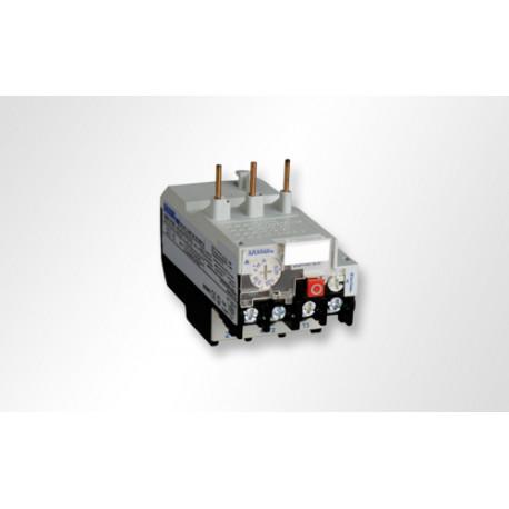 Contactor 3P 3NO 12A +1 NO 230VAC SASSIN. Mod. 3SC8-12