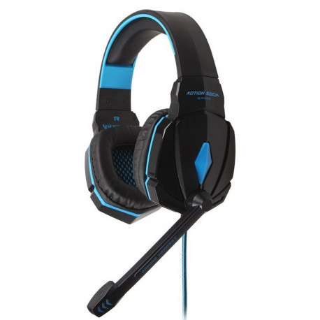 Auriculares Gaming USB Blue Kotion Each. Mod. G4000 USB Blue