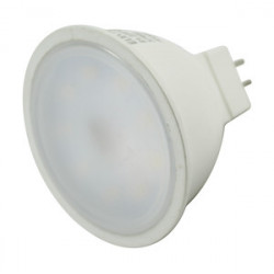 Bombilla dicroica LED MR16 12V 5W 6500K. Mod. 81.225/1/12V/DIA