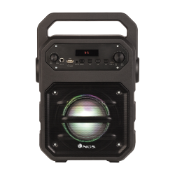 ALTAVOZ 20W BLUETOOTH-USB-SD-FM-AUX 20W NGS. Mod. ROLLERDRUM