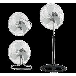 Ventilador industrial 3 en 1 75W 45cm. Mod. SIROCO