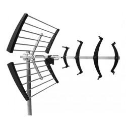 ANTENA NEO ACTIVA CANALES 21/60 25 dBi ALCAD. Mod. NEO148