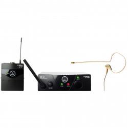 Micrófono inalámbrico diadema AKG. Mod. WMS 40 MINI Earmic Set