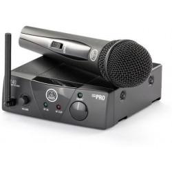 Micrófono inalámbrico de mano AKG. Mod. WMS 40 MINI Vocal