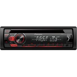 Autorradio USB CD FM PIONEER. Mod. DEH-S110UB