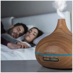 Humidificador ultrasónico 300ml LED Cecotec. Mod. Pure Aroma 300 Yang