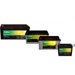Batería Monoblock AGM Kaise 12V 120Ah. Mod. KBAS121200