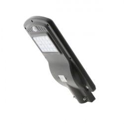 Farola Solar de LED para Alumbrado Público 20W con Sensor. Mod. LM6368