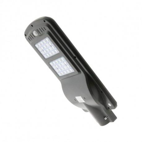 Farola Solar de LED para Alumbrado Público 40W con Sensor. Mod. LM6369