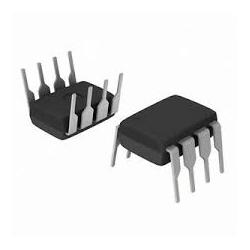 Circuito integrado PIC CA/CC switcher controlador. Mod. TNY255PN
