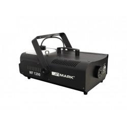 Máquina de humo. 1200W. Con mando inalámbrico MARK. Mod. MF1200