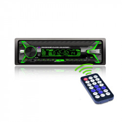 Autoradio Bluetooth con Control Remoto RGB. Mod. CDX-D4785BT