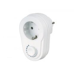 Regulador de luz enchufable. 300W 11.554 Electro DH