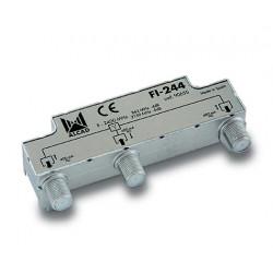 DISTRIBUIDOR FI 2 SAL c/ paso corriente ALCAD. Mod. FI-244