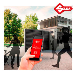MANDO A DISTANCIA PUERTAS UNIVERSAL PARA SMARTPHONE SILCA. Mod. AIR4 HOME