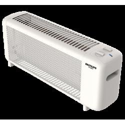 Radiador placa calefactora mica 750-1500W Bastilipo. Mod. PRC-1500B