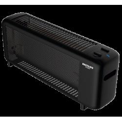 Radiador placa calefactora mica negro 750-1500W Bastilipo. Mod. PRC-1500N
