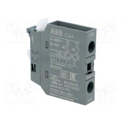 Contactos auxiliares contactor Serie AF ABB tornillo. Mod. CA4-10