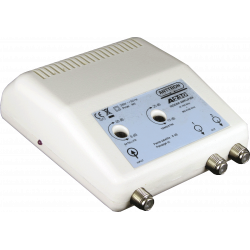 Amplificador interior terrestre + satélite ANTTRON. Mod. A230
