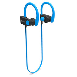 Auriculares inalámbricos in-ear bluetooth azul Denver. Mod. BTE110BLUE