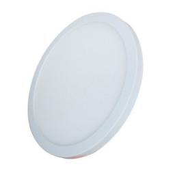 Downlight LED redondo ajustable 60..132mm 12W 6500K. Mod. 81.615/R/B/DIA