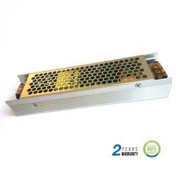 Fuente de alimentación profesional 12VDC 120W 10A IP20. Mod. 3243
