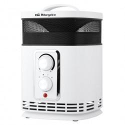 Calefactor Cerámico 1500W 360º Orbegozo. Mod. CR 6025