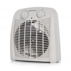 Calefactor compacto 2000W blanco Orbegozo. Mod. FH7000