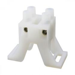 Regleta con soporte conexión para tubos de LED y fluorescente. Mod. 10.798
