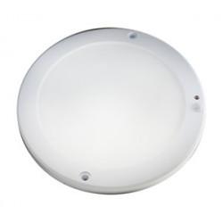 Plafón LED con sensor IR+crepuscular.18W. Extraplano. Mod. 82.381/DIA